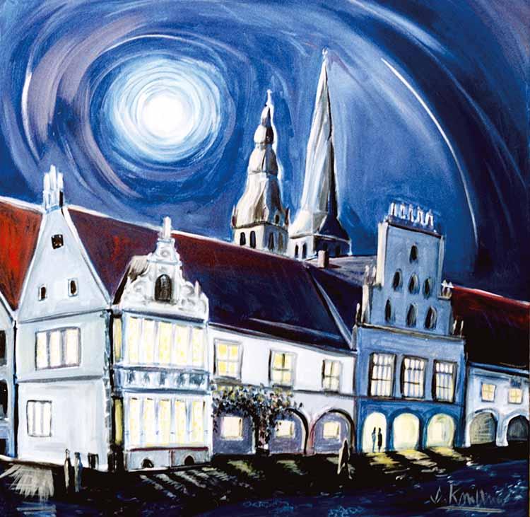 Marktplatz Lemgo
